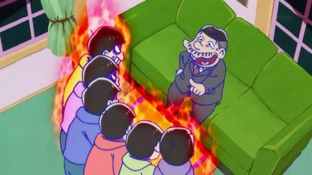 おそ松さん 2期 4話 (14)