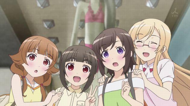 アニメ『普通の女子校生が【ろこどる】やってみた。』って地味に面白いアニメだよね・・・!?(画像・PVあり)