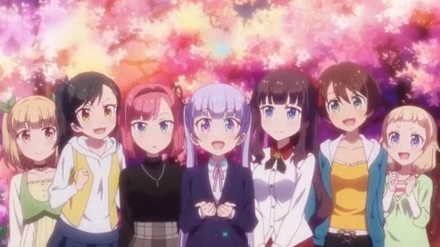 萌え系アニメ