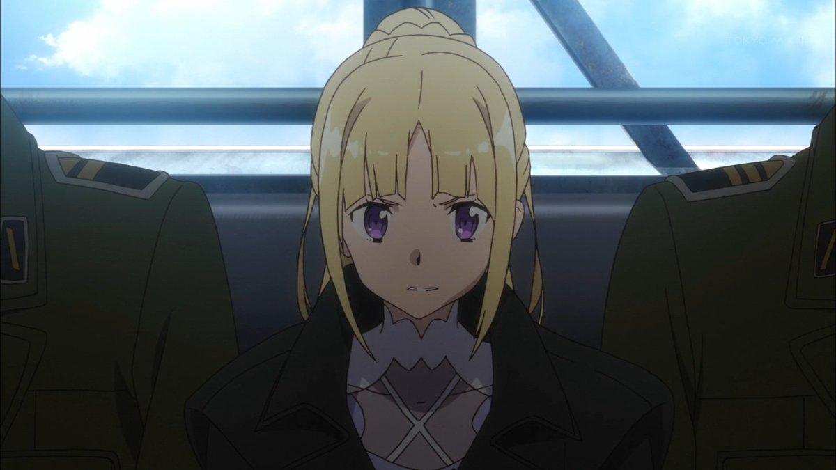 終末のイゼッタ 1話 感想 まとめ アニメ