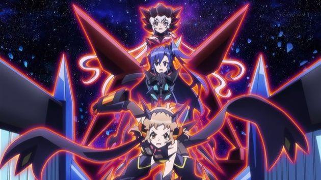 「戦姫絶唱シンフォギアAXZ」3話 (32)