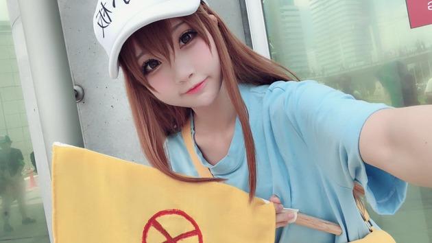 中国 コスプレイヤー