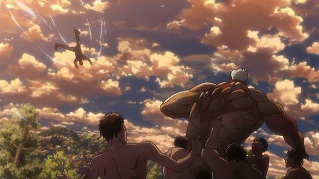 「進撃の巨人 Season2」37話 (03)