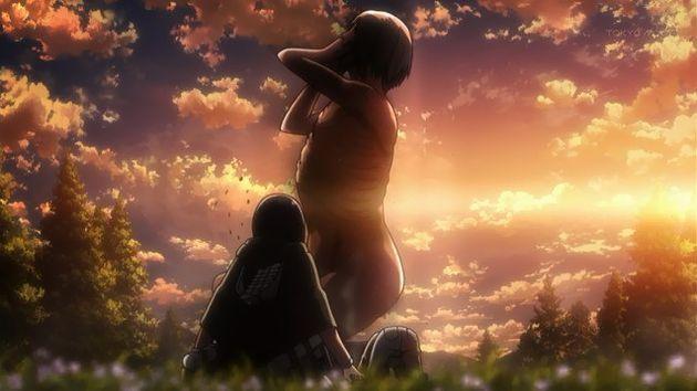 「進撃の巨人 Season2」37話 (14)