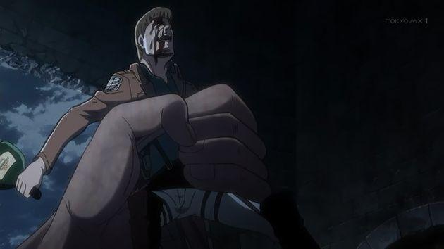 進撃の巨人 Season2 29話 31