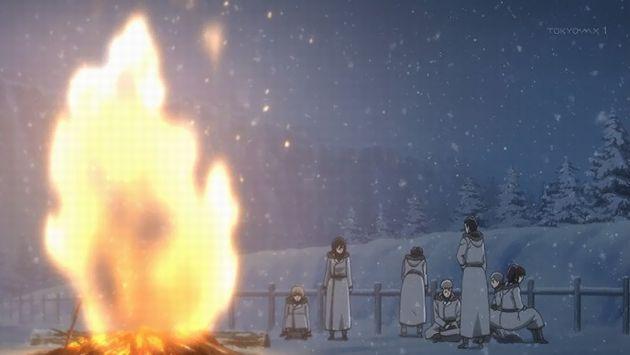 進撃の巨人 Season2 30話 感想 01
