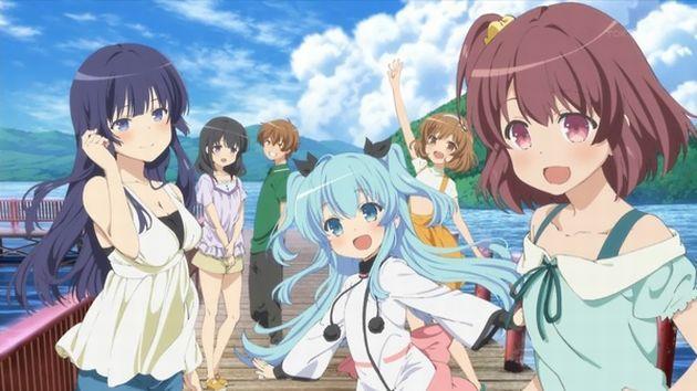 【おすすめアニメ】夏を感じられる名作アニメを教えてくれ・・・!!女の子と夏のラブストーリーっぽいのがいい・・・!!(画像・解説あり)