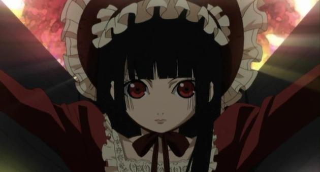 黒髪ロング 女キャラ