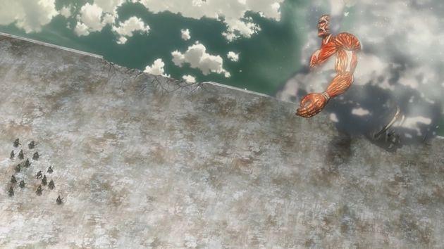 進撃の巨人 Season2 32話 09