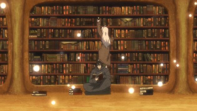 「ゼロから始める魔法の書」11話