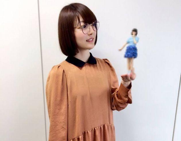花澤香菜 フィギュア