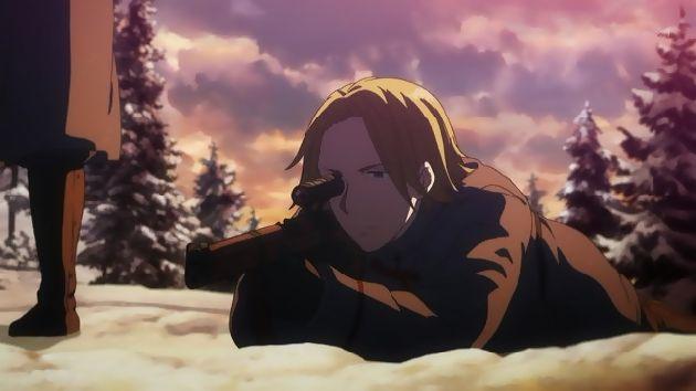 ヴァイオレット・エヴァーガーデン 11話 (08)