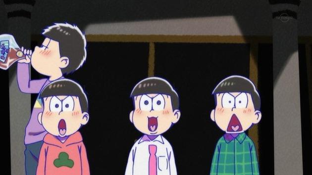 おそ松さん 2期 2話 (24