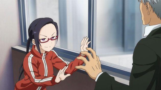 亜人ちゃんは語りたい 7話 感想 14