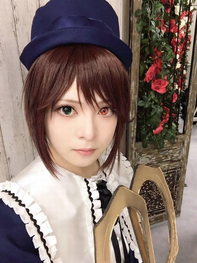 【コスプレ】女装コスプレイヤー『モモハル』さんがどう見ても女性にしか見えない・・・!?コスプレ画像を貼ってく・・・!!!!(画像あり)