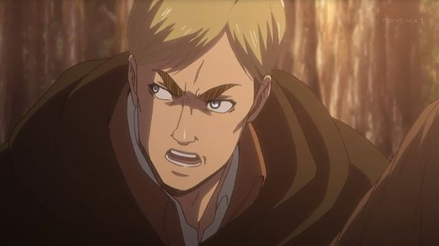 「進撃の巨人 Season2」36話 (01