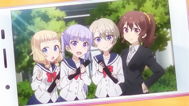 NEW GAME!! 11話 (12)