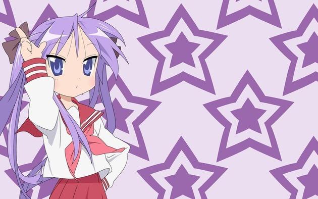 らき☆すた 柊つかさ 柊かがみ かわいい キャラ
