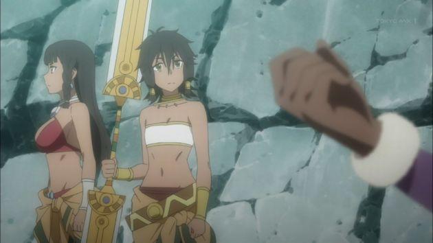 ソード・オラトリア 5話 感想 01