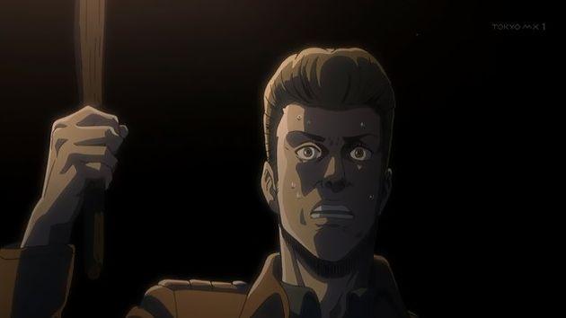 進撃の巨人 Season2 28話 10