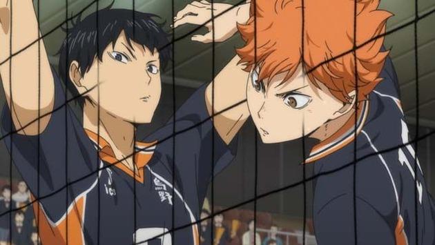 スポーツアニメ