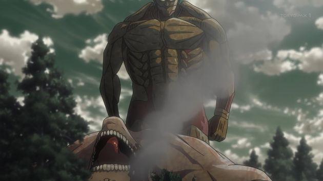 進撃の巨人 Season2 32話 11