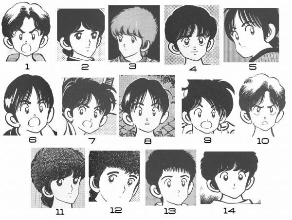 判子絵アニメ キャラクター