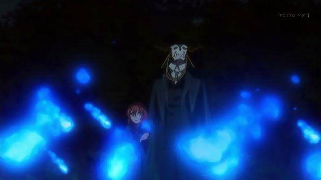 魔法使いの嫁 8話 (12)