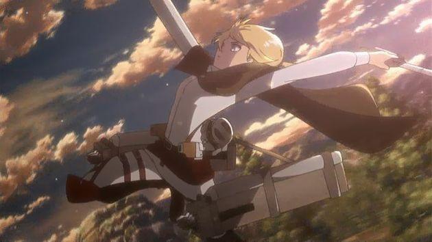 「進撃の巨人 Season2」37話 (09)