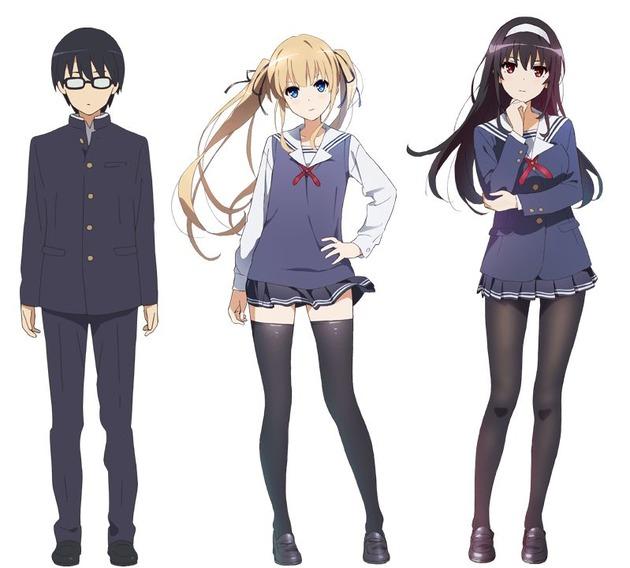 アニメ 制服