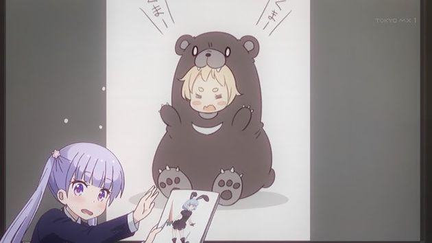 「NEW GAME!!」2話 (26)