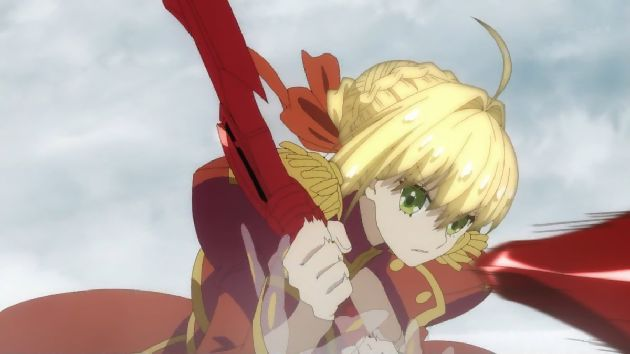 Fate/EXTRA 10話 (10)