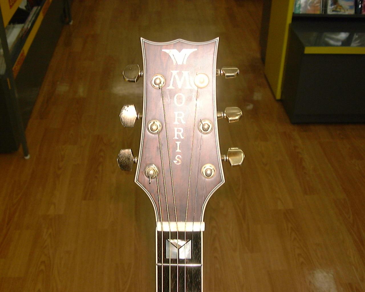モーリス MG-100ST:ギター@ビンテージギター