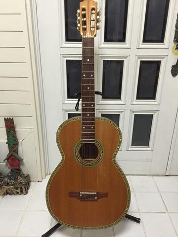 作家さんのギター