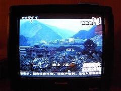 全国哀悼の日テレビ画面02