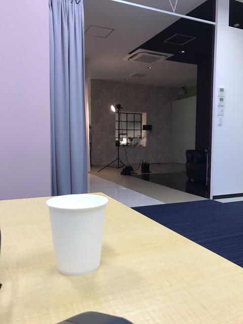 撮影スタジオ~