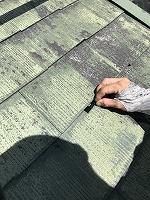 6-9屋根(タスペーサー)取り付け作業 (1)