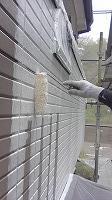 5-17外壁中塗りソフトサーフ