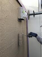 8-26南面外壁上塗りガイナ塗布3回目 (4)
