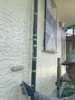 9-25外壁上塗りフッ素塗布2回目3