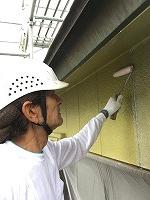 7-5外壁ミラクシーラーECO下塗り塗布 (4)