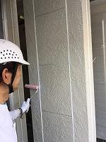 6-19外壁下塗りミラクシーラーECO塗布 (5)