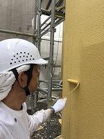 5-7外壁上塗りダイナミックトップ塗布2回目 (4)