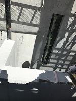 8-5外壁中塗りダイナミックフィラー塗布 (3)