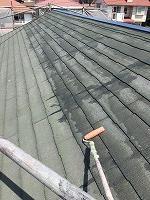 8-24屋根ミラクシーラーEPO下塗り塗装 (1)