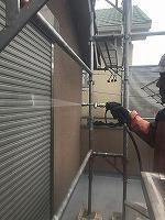 5-10外壁高圧洗浄4