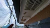 5-30軒天井塗装1回目塗布