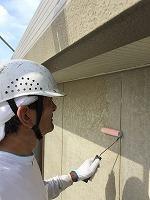 8-25外壁ミラクシーラーECO下塗り塗装 (3)