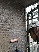 9-20外壁ミラクシーラーECO下塗り塗布 (7)