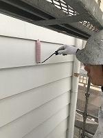 6-10外壁下塗りミラクシーラーECO塗布5
